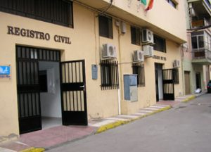 Registro Civil de El Ejido