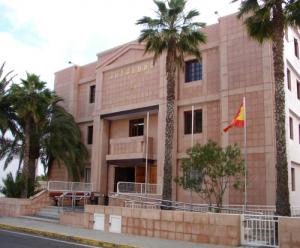 Registro Civil de Granadilla de Abona