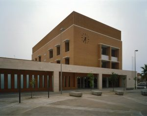Registro Civil de Sanlúcar de Barrameda