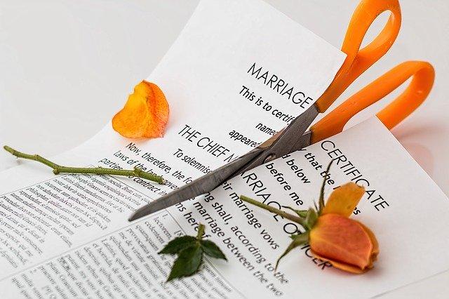 iniciar proceso de divorcio